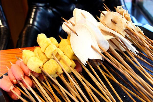 四川串串香配料是什么