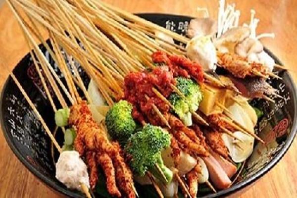 洪七公吃串串加盟