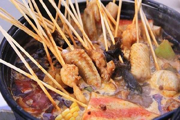 砂锅串串香人气有多高
