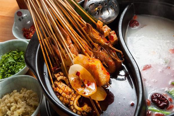 砂锅串串香人气怎样高