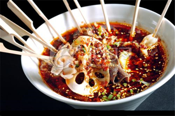砂锅串串香加盟