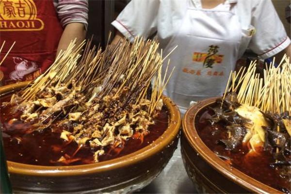火锅串串香