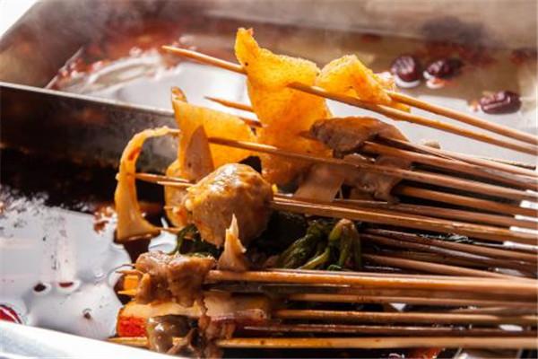 砂锅串串香
